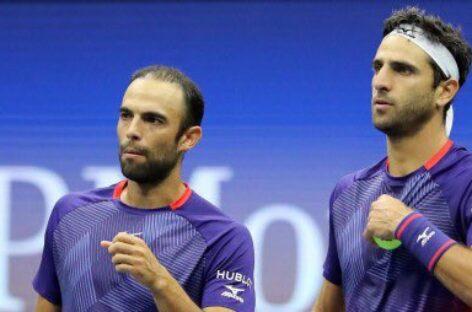 Juan Sebastián Cabal y Robert Farah clasificaron a la semifinal del ATP 500 de Barcelona