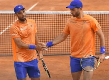 Juan Sebastián Cabal y Robert Farah clasificaron a la final del ATP 500 de Barcelona