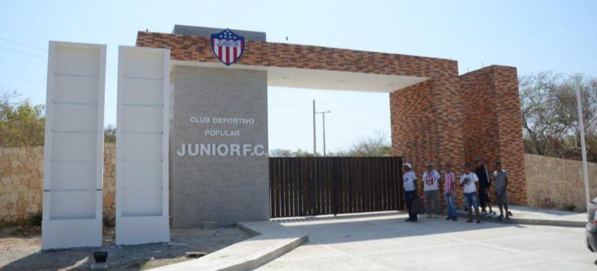 Millonario robo en la sede deportiva de Junior de Barranquilla
