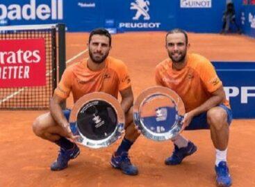 Juan Sebastián Cabal y Robert Farah, campeones del ATP 500 de Barcelona