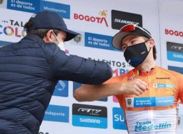 José Tito Hernández, de El Carmen, se consagró campeón de la Vuelta a Colombia