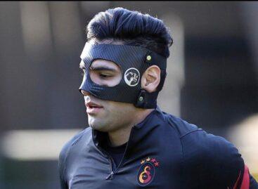 Radamel Falcao García volvió a entrenamientos con el Galatasaray
