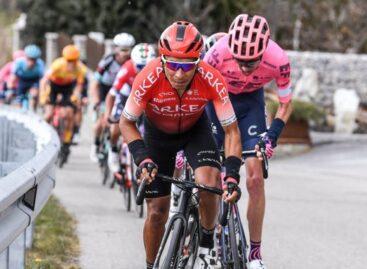 ¡Triunfo en Europa! Nairo Quintana es el primer líder de la Vuelta a Asturias