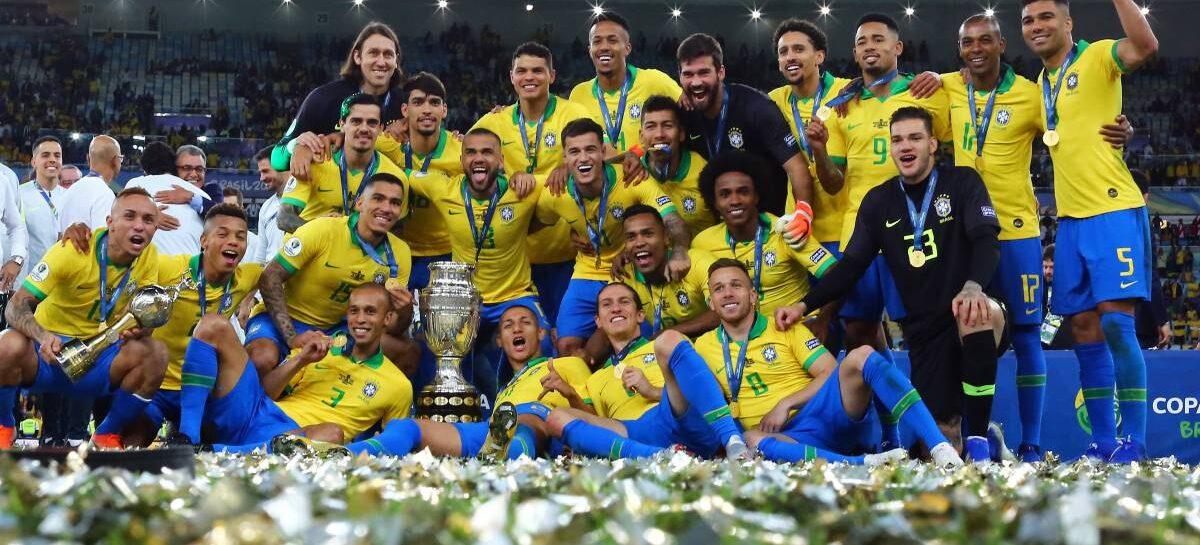 ¡Lista la sede! En Brasil se jugará la Copa América 2021