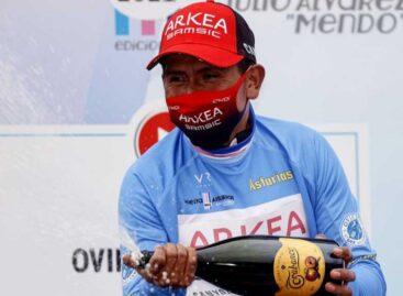 ¡Nairo Quintana, campeón de la Vuelta a Asturias!