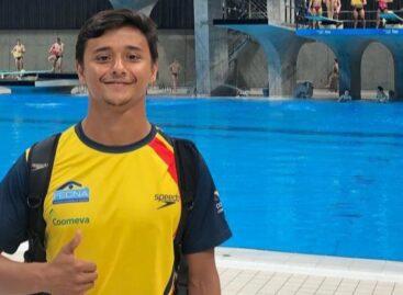 El antioqueño Sebastián Villa clasificó a los Juegos Olímpicos