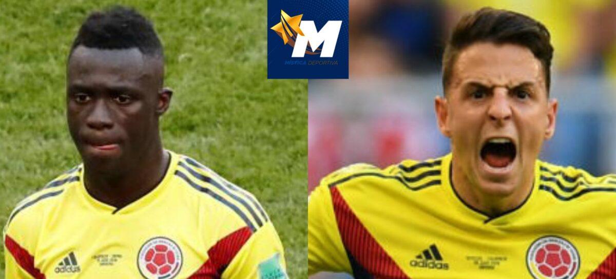 Jugadores de la Selección Colombia claman por la paz en el país