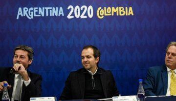 La Conmebol ratificó a Colombia como sede de la Copa América