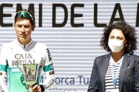 El carmelitano Alejandro Osorio se consagró campeón de la Montaña en España