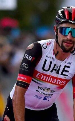 ¡Muy cerca! Fernando Gaviria fue segundo en la décima etapa del Giro de Italia