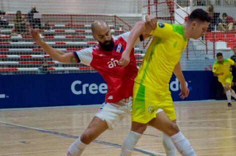 Alianza Platanera clasificó a cuartos de final de la Copa Libertadores de Futsal