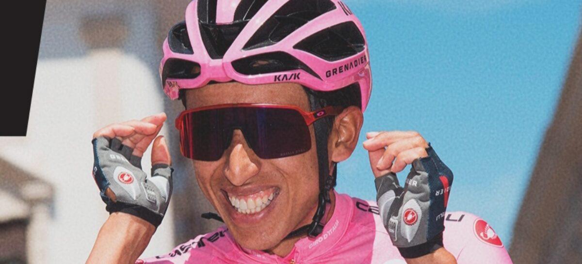 ¡Egan Bernal, sólido! El colombiano le sacó más ventaja a sus perseguidores en el Giro de Italia