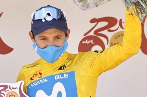 El colombiano Miguel Ángel López se consagró campeón de la Vuelta a Andalucía