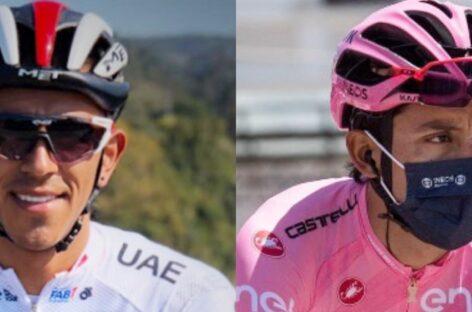 Juan Sebastián Molano fue el mejor colombiano en la etapa 15 del Giro de Italia