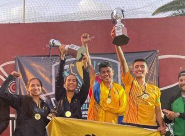 Colombia, campeón de la Copa América de Fútbol Tenis en Ecuador