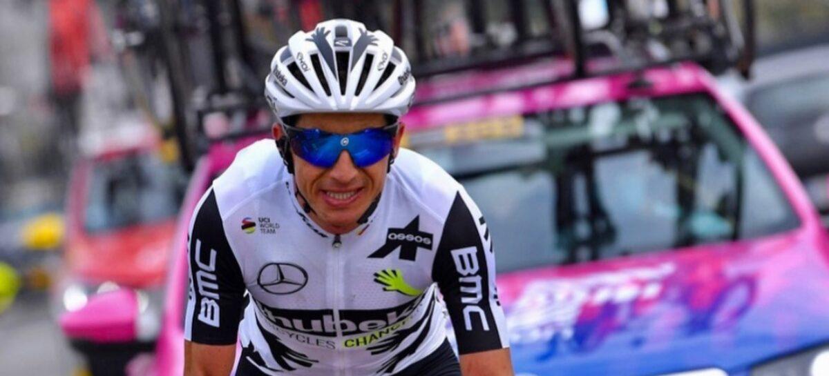 Sergio Luis Henao, preseleccionado para disputar la prueba de ruta de los Juegos Olímpicos