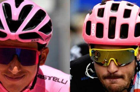 Día tranquilo para Egan Bernal en el Giro de Italia: Alberto Bettiol, el ganador