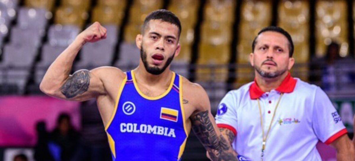 El cejeño Dicther Hans Toro se consagró campeón panamericano de lucha