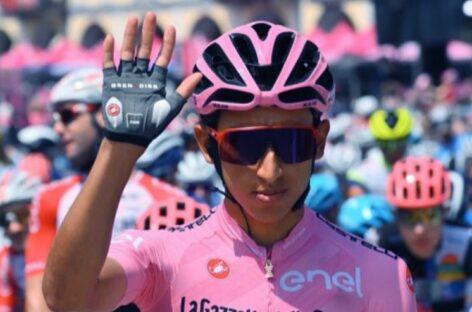 ¡Egan Bernal, nuevo campeón del Giro de Italia!