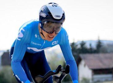 Miguel Ángel López ganó la etapa reina y es el nuevo líder de la Vuelta a Andalucía