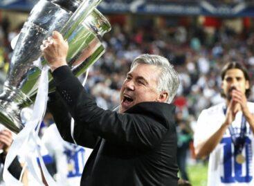 Carlo Ancelotti deja al Everton y vuelve a ser el DT del Real Madrid