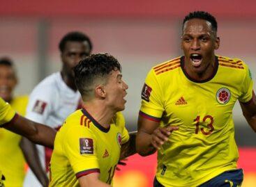 ¡Ganó, gustó y goleó! Colombia derrotó a Perú en Lima
