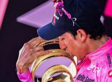 ¡Egan Bernal, contagiado! El reciente campeón del Giro de Italia dio positivo por COVID-19
