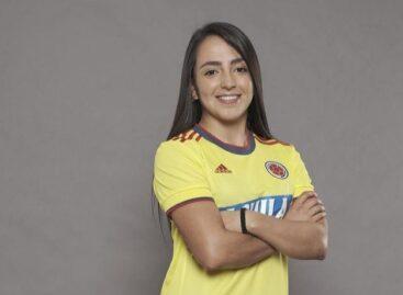 La rionegrera Sara Sofía Martínez fue convocada a un nuevo microciclo de la Selección Colombia