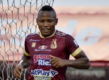 ¡Nuevo integrante! Jaminton Campaz fue convocado a la Selección Colombia