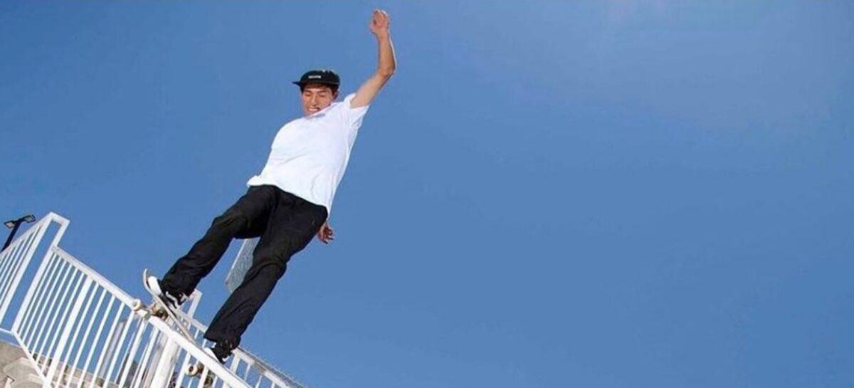 Jhancarlos González, primer colombiano que clasifica a los Juegos Olímpicos en Skateboarding