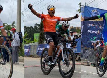 Ganadores de la primera etapa de la Clásica de Ciclismo Ciudad Santiago de Arma de Rionegro