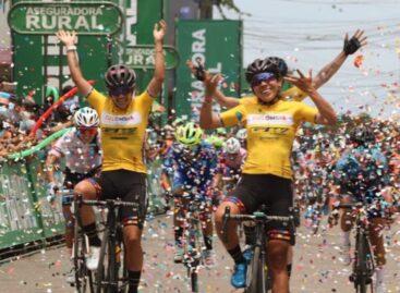 Segundo lugar para Lina Marcela Hernández en la primera etapa de la Vuelta a Guatemala
