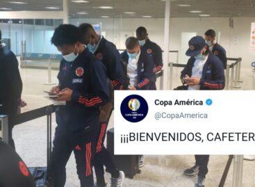 ¡La Selección Colombia ya está en Brasil!