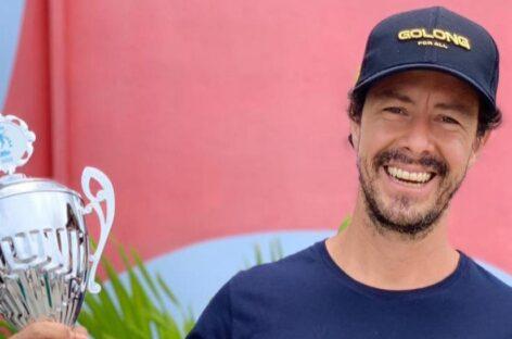 El antioqueño Juan Eugenio Valencia se proclamó campeón de la Maratón de Aruba
