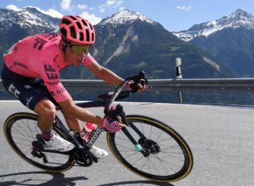 Rigoberto Urán ganó la Contrarreloj Individual en el Tour de Suiza