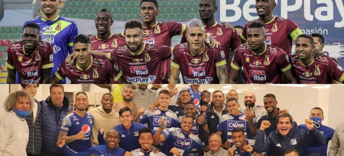 Tolima vs Millonarios: ¡Lista la final del Fútbol Profesional Colombiano!
