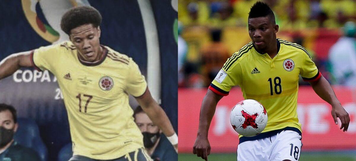 Sale Yairo, entra Fabra: el lateral de Boca fue convocado a la Selección Colombia
