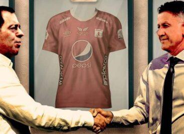 Juan Carlos Osorio fue presentado como nuevo director técnico de América de Cali