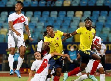 Primera derrota de Reinaldo Rueda en su segundo ciclo como DT de Colombia