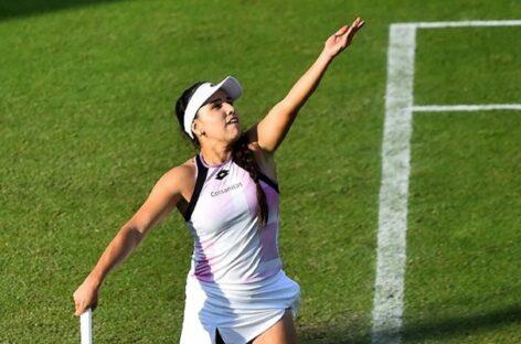 ¡Lo logró! María Camila Osorio ingresó al cuadro principal de Wimbledon