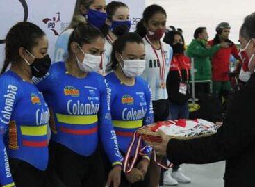 La cejeña Juliana Gaviria se consagró campeona del Panamericano de Pista en Perú