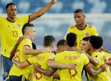 Colombia clasificó como tercero a los cuartos de final de la Copa América