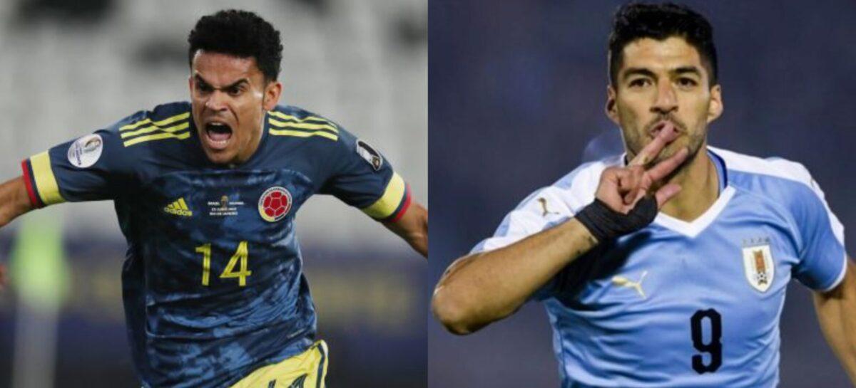 ¡Listos los cruces de cuartos de final de la Copa América!
