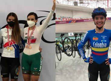 ¡Ya son cuatro oros! Lina Hernández, múltiple campeona en Perú
