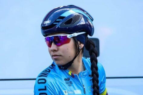 ¡La cejeña Paula Patiño estará en los Juegos Olímpicos!