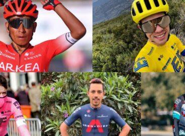 Los cinco 'escarabajos' que representarán a Colombia en los Juegos Olímpicos