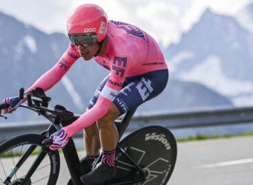 Rigoberto Urán fue el mejor colombiano en la CRI del Tour de Francia