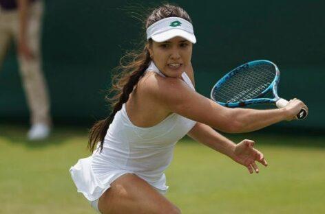 María Camila Osorio, primera colombiana que avanza a la tercera ronda de Wimbledon