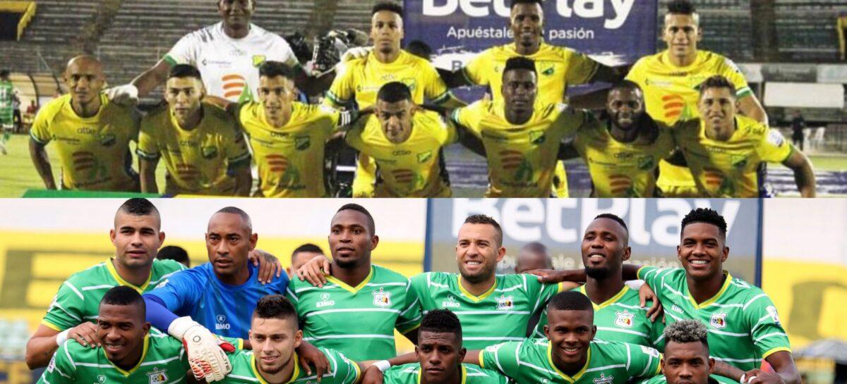Huila y Quindío, dos históricos que vuelven a la primera división del FPC