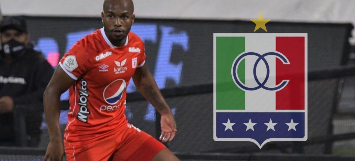 Nicolás Giraldo, de El Carmen, será nuevo jugador de Once Caldas